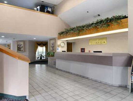 Marietta, GA: Lobby