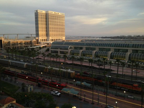 Hard Rock Hotel San Diego: View