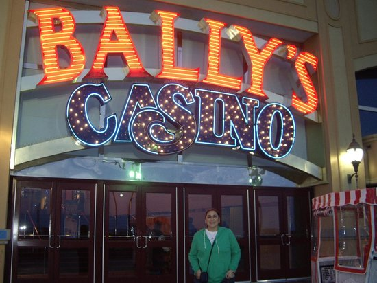 Bally's Atlantic City: At Bally's hotel