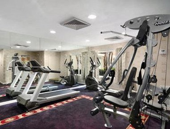 Norcross, GA: Fitness Center