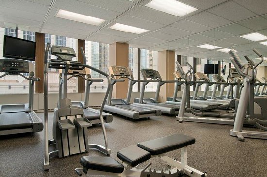 Red Lion Hotel on Fifth Avenue Seattle: Fitness Center