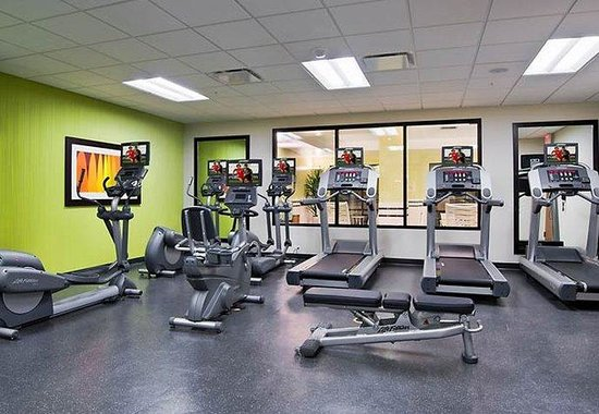 Fairfield Inn & Suites Louisville Downtown: Fitness Center