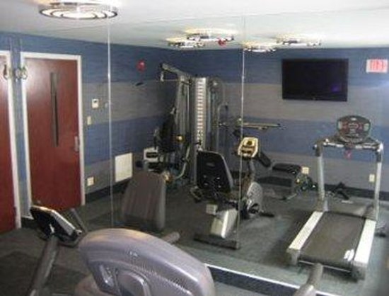 Rockville Centre, NY: Fitness Room