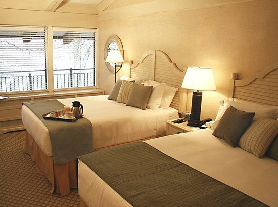 Abbey Resort & Spa: Guest Rooms