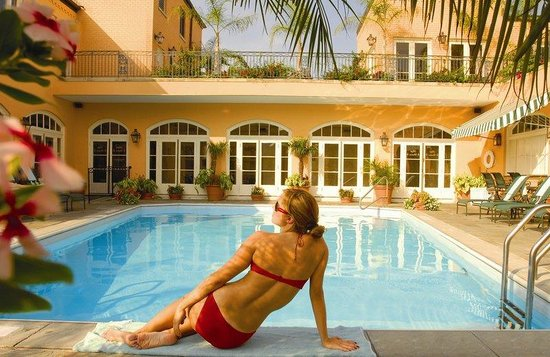 Hotel Monteleone: Rooftop Pool