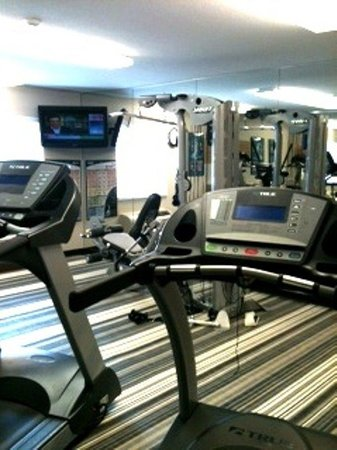 Candlewood Suites Columbus Airport: Fitness Center