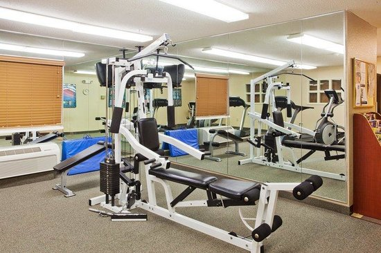 Duluth, GA: Fitness Center