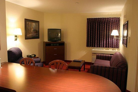 Candlewood Suites - Detroit/Ann Arbor: Suite