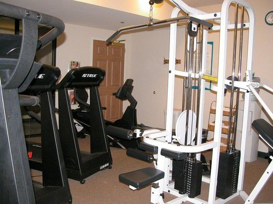 Staybridge Suites New Orleans: Health Club