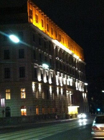 Austria Trend Hotel Savoyen Vienna: Esterno dell&#39;hotel