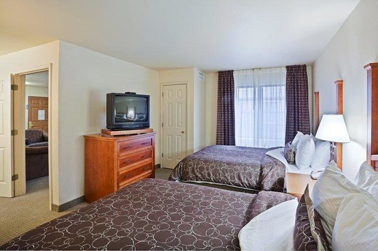 Staybridge Suites Vancouver - Portland Area: Staybridge Suites-Vancouver Two Bedroom Suite w/ Double Bed
