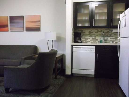 Staybridge Suites San Diego Rancho Bernardo Area: Two Bedroom Suite Kitchen