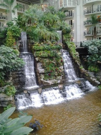 ‪‪Gaylord Opryland Resort & Convention Center‬: Waterfall‬
