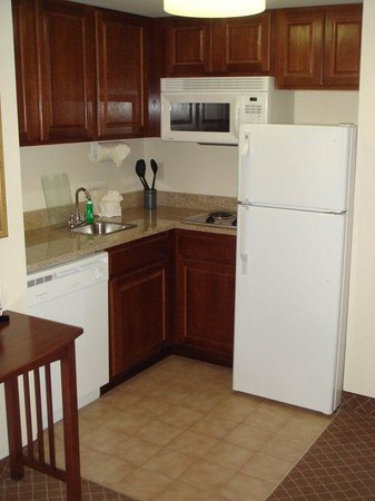 Plainfield, IN: All Rooms Include Fully Equipped Kitchen
