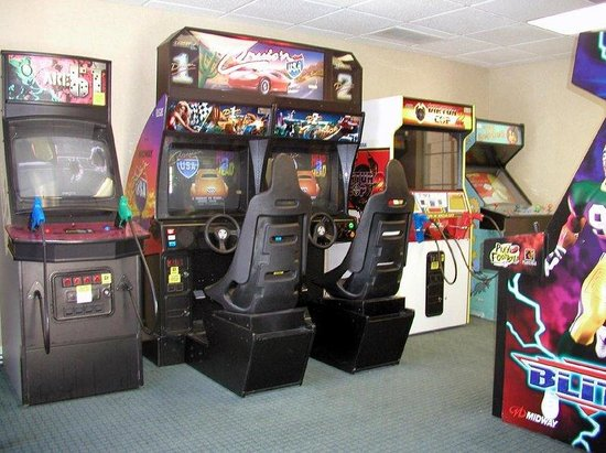 Staybridge Suites Lake Buena Vista: VIdeo Game Room
