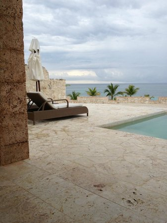 Sanctuary Cap Cana: View from private patio