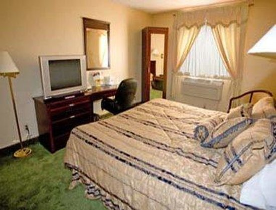 Days Inn Wallaceburg: Non Smoking King Size Bed