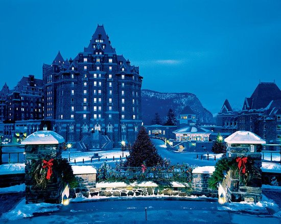 The Fairmont Banff Springs - Holiday Season