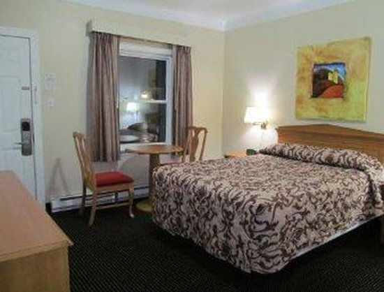 Knights Inn London: Guest Room