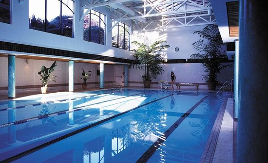 Hotel Grand Pacific: Swimming Pool