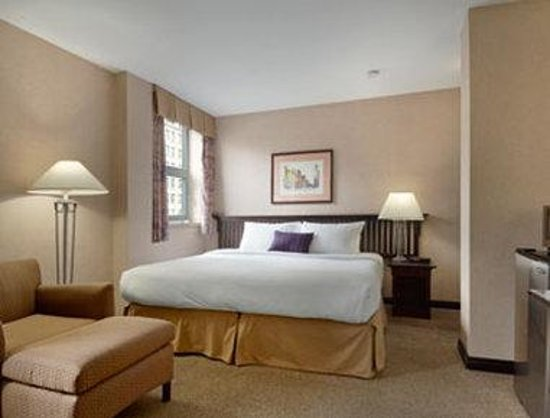 Ramada Limited Downtown: Standard One King Bed Room