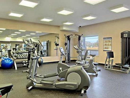 Brooks, Canada : Fitness Centre 