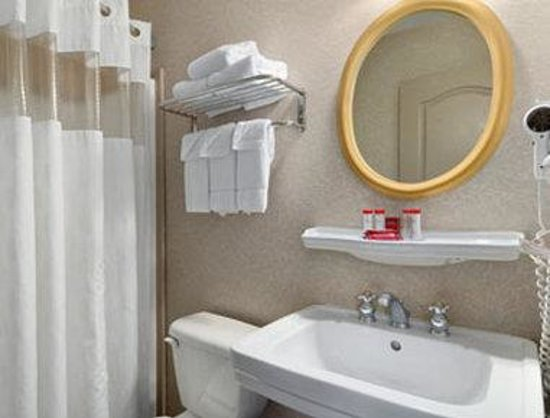 Ramada Limited Downtown: Bathroom