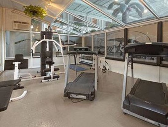 Ramada Plaza Crystal Palace Hotel: Fitness Center