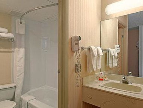 Ramada Limited Calgary: Bathroom