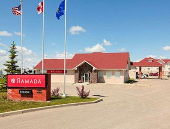 Ramada Edmonton International Airport: Welcome to the Ramada Edmonton