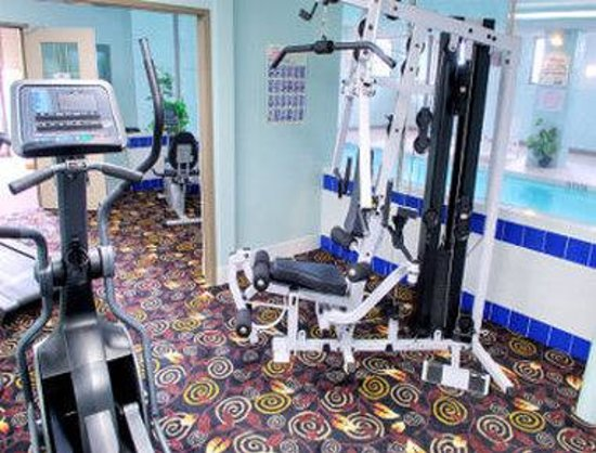 Travelodge Victoria: Fitness Center
