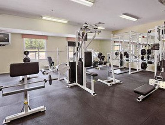 Golden, Kanada: Fitness Center