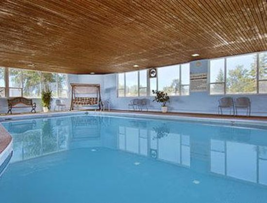 Medicine Hat, Canad: Indoor Swimming Pool