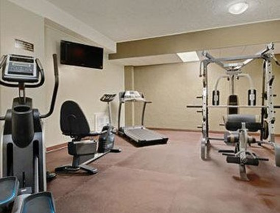 Medicine Hat, Canada: Fitness Center