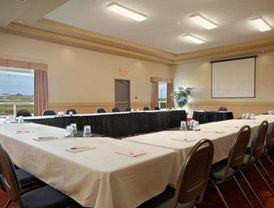Ramada Edmonton International Airport: Meeting Room