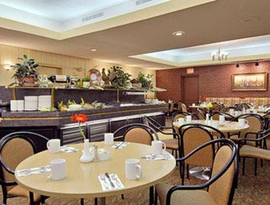‪‪Ramada Hotel Downtown‬: Restaurant‬