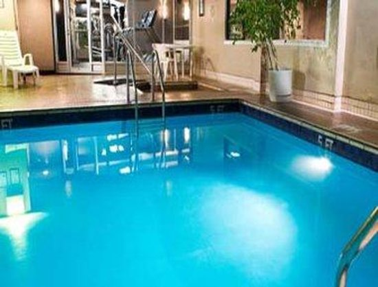 Prince George, Kanada: Pool And Fitness Center