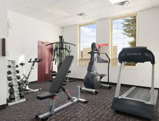 Red Deer, Canada: Fitness Center