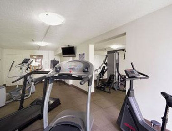 Cornwall, Canadá: Fitness Center