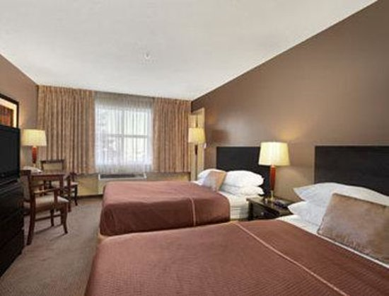 Sherwood Park, Canada: Pet Double Queen Suite
