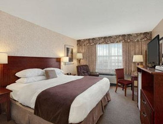 Ramada Limited Edmonton East/Sherwood Park: Standard King Bed Room