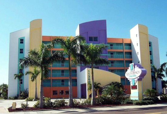Photo of South Beach Condo/Hotel Treasure Island