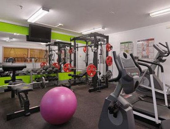 Prince Albert, Canada: Fitness Center