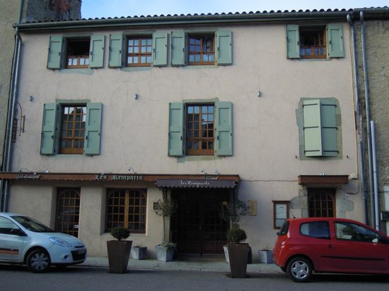Mirepoix, : Hotel