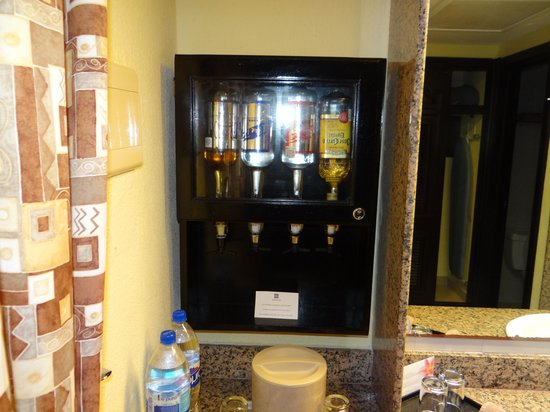 ClubHotel Riu Tequila: Optics in the room