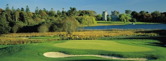 Newmarket-on-Fergus, Irland: Golf Course