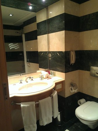 Crowne Plaza Hotel Beirut: Bathroom