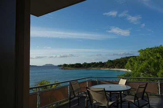 Caneel Bay, A Rosewood Resort: View from room 7E