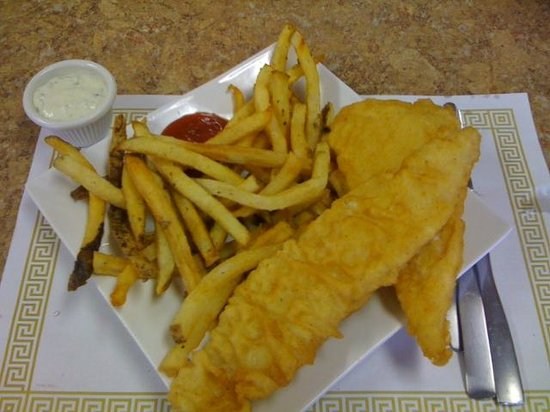 Akron, OH: Friday's Fish Special
