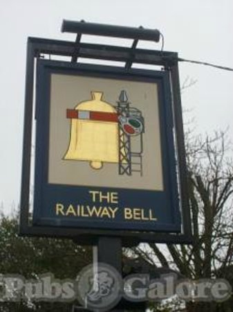 River, UK: The Railway Bell (Dover) NEW MANAGEMENT FROM 7TH JUNE 13